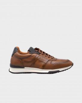 Boss Ανδρικά Sneakers - RS151 - ΚΑΦΕ